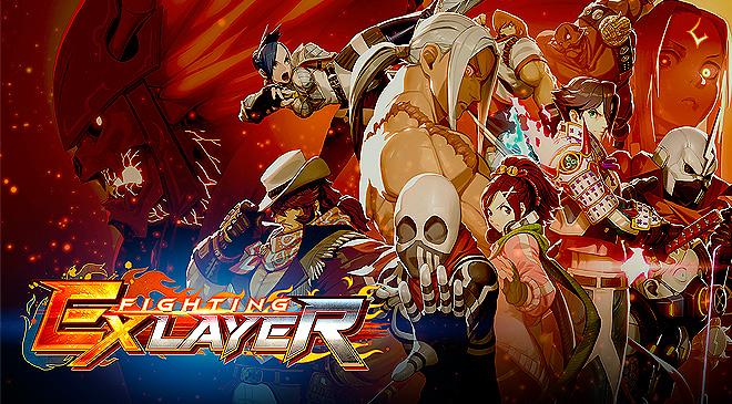 Los personajes EX vuelven para enfrentarse en FIGHTING EX LAYER en WZ Gamers Lab - La revista de videojuegos, free to play y hardware PC digital online