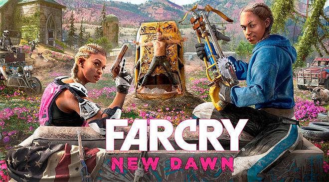 Far Cry® New Dawn llegará el próximo febrero de 2019 en WZ Gamers Lab - La revista de videojuegos, free to play y hardware PC digital online