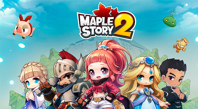 Forja tu destino épico en el nuevo MMORPG MapleStory 2 en WZ Gamers Lab - La revista de videojuegos, free to play y hardware PC digital online