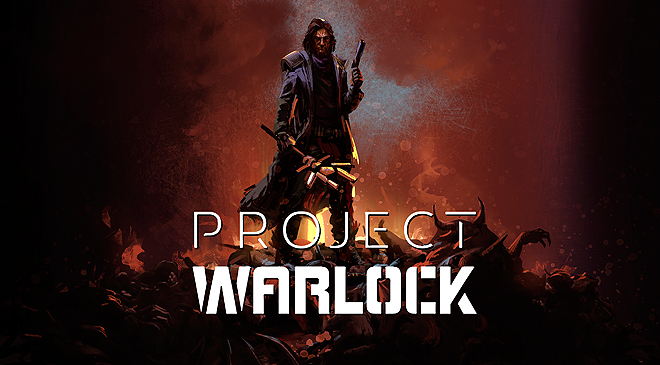Project Warlock nos devuelve a los shooters de los 80