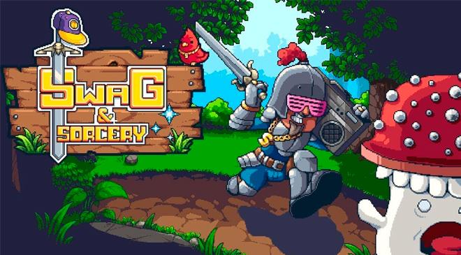 De los creadores de Graveyard Keeper llega Swag and Sorcery ya disponible en WZ Gamers Lab - La revista de videojuegos, free to play y hardware PC digital online