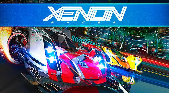 Pilota vehículos eléctricos impulsados por gas xenón en Xenon Racer en WZ Gamers Lab - La revista de videojuegos, free to play y hardware PC digital online