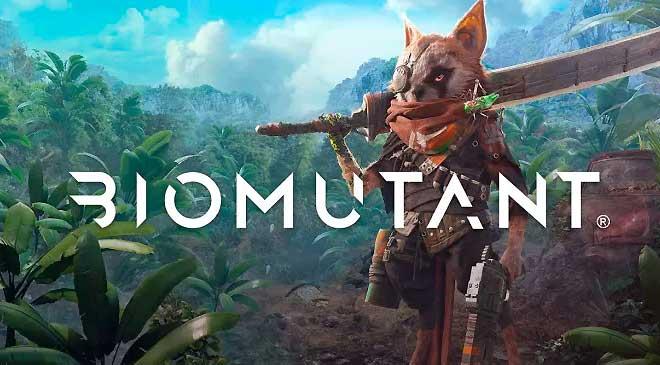 Biomutant ya tiene fecha WZ Gamers Lab - La revista de videojuegos, free to play y hardware PC digital online de salida en