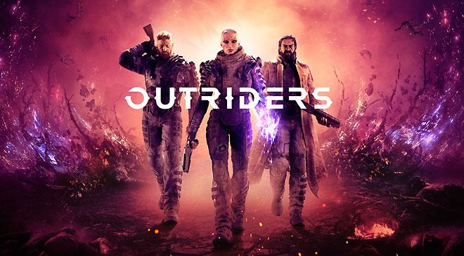 Outriders en WZ Gamers Lab - La revista de videojuegos, free to play y hardware PC digital online