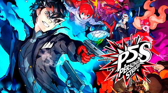 Persona® 5 Strikers en WZ Gamers Lab - La revista de videojuegos, free to play y hardware PC digital online